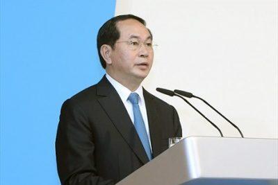 Thư của Chủ tịch nước Trần Đại Quang gửi ngành Giáo dục nhân dịp khai giảng năm học mới
